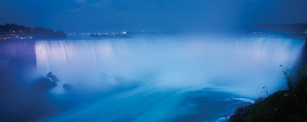 Bezoek de Niagara Falls in combinatie met je skivakantie