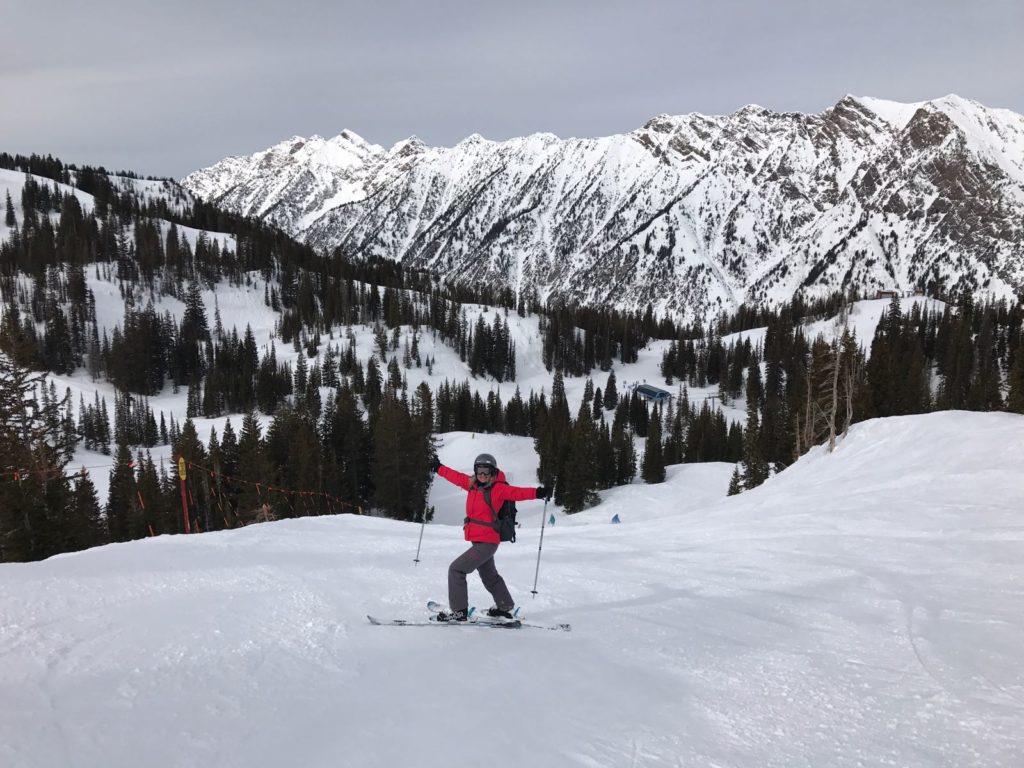 Else van WintersportCanadaAmerika bezocht de skigebieden in de staat Utah, zoals het skiresort Park City Mountain en Sundance