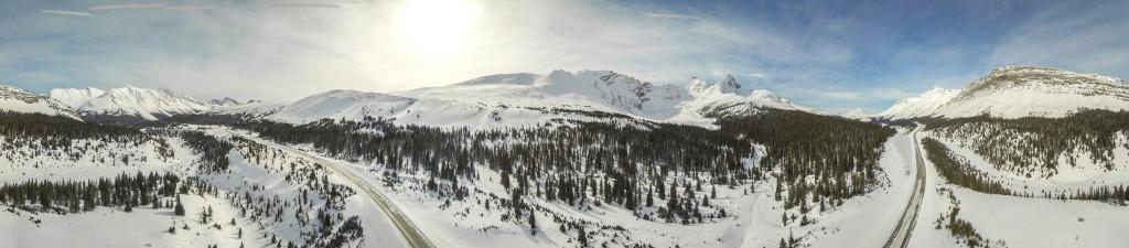 Deze skisafari heeft de route Calgary – Banff – Jasper – Sun Peaks – Whistler – Vancouver