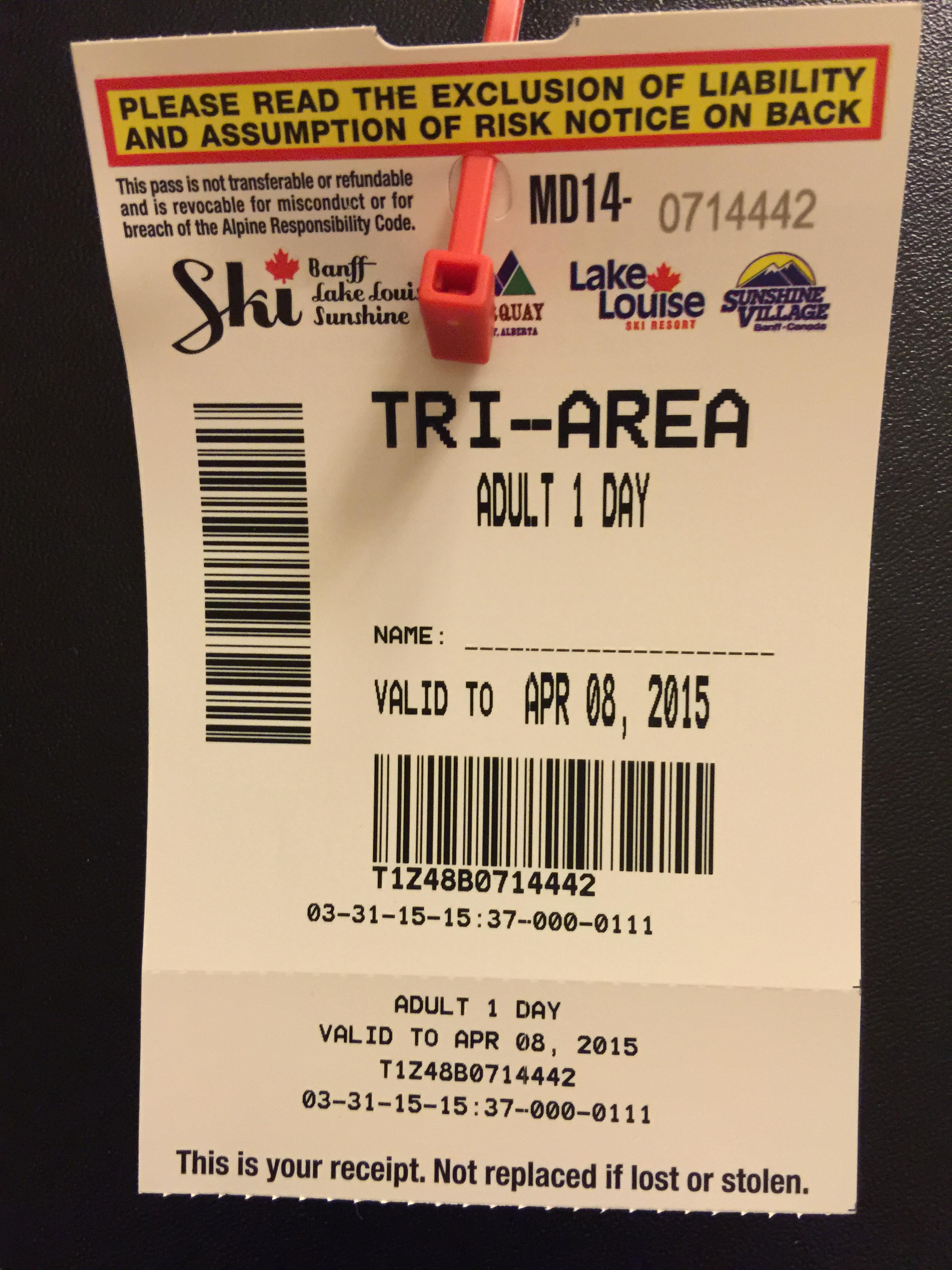Bij Wintersport Canada Amerika profiteer je van aantrekkelijke prijzen  voor de liftpas als je vroeg boekt