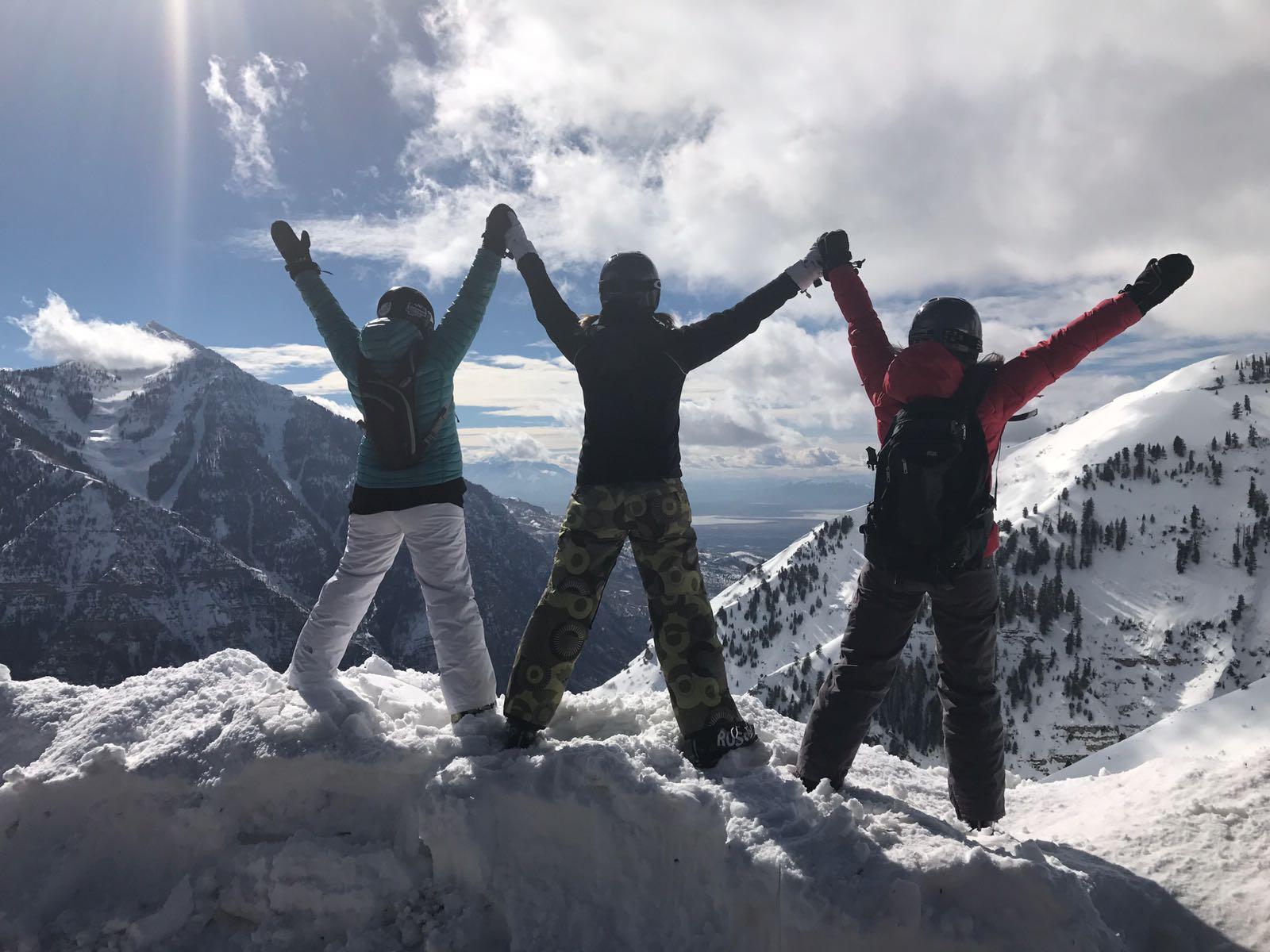 Niet de grootste wel de beste: prachtige, meeslepende, heerlijke, indrukwekkende, adembenemende wintersportvakanties naar Canada en Amerika