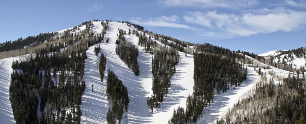 Wintersport Canada Amerika blog: Er zijn toch geen rode pistes in Noord Amerika?
