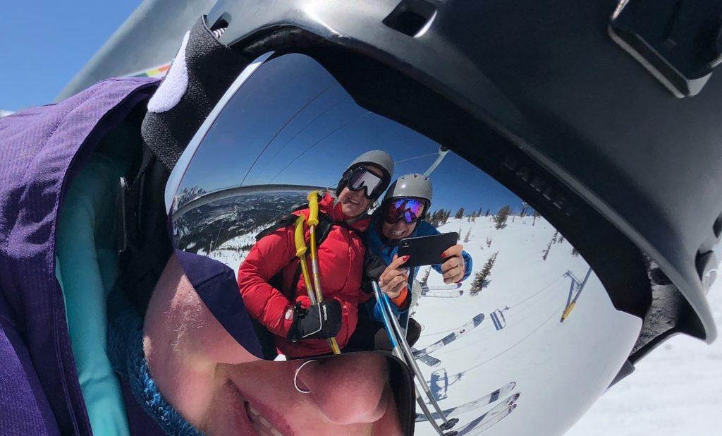 De stoeltjesliften in de skigebieden van Noord Amerika kunnen afwijken van de liften in de Europese wintersportgebieden.