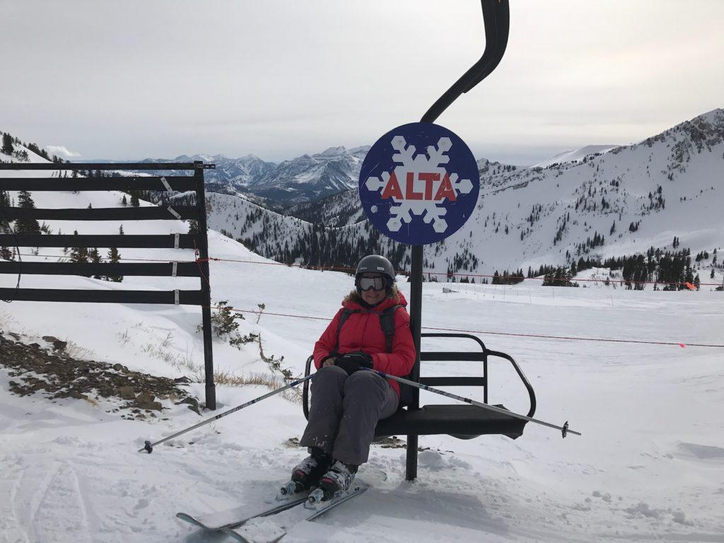 Josee is de reisverslaggever van Wintersport Canada Amerika en ze heeft Alta bezocht. Vraag naar een reisofferte voor een skitrip naar Utah.