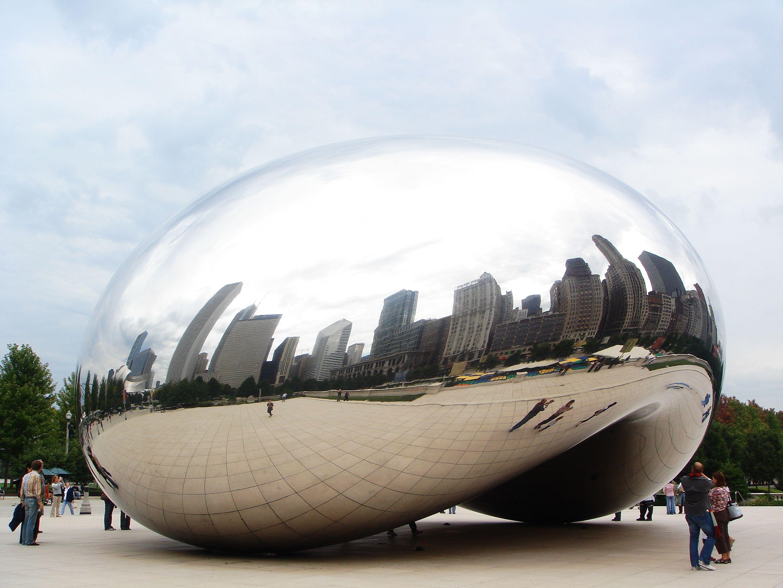 Tijdens je citytrip in Chicago moet je een Intelligentsia Coffee drinken en een selfie maken bij de Cloud Gate ofwel The Bean.