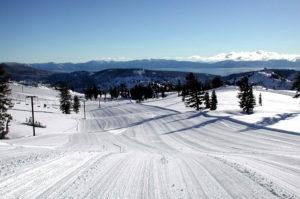 Wintersport in Canada of Amerika, leer de skitermen die specifiek zijn voor je skivakantie zoals Cruiser