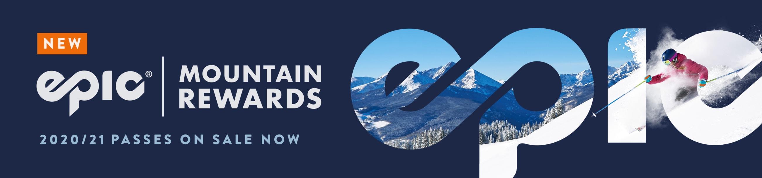 EPIC pas vanaf nu te koop voor seizoen 2020 2021 voor skigebieden Vail, Breckenridge, Beaver Creek, Park City, Whistler en vele anderen. 1 skipas voor 80 gebieden