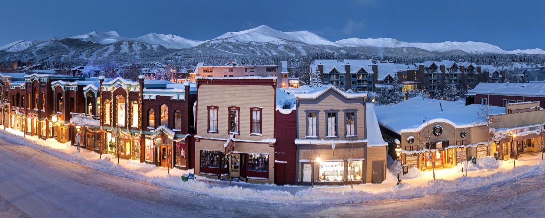 Het oudste ski resort van Amerika is Winter Park in de staat Colorado. Dit skigebied heeft veel zwarte afdalingen