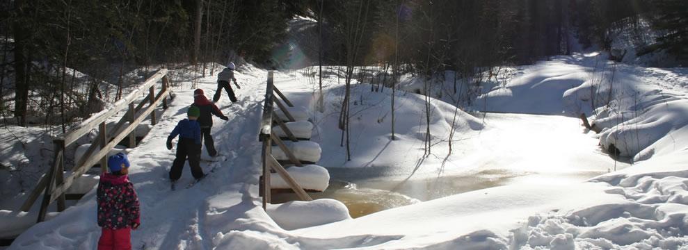 De stad Edmonton in Alberta kun je uitstekend combineren met een wintersportvakantie in Jasper Canada