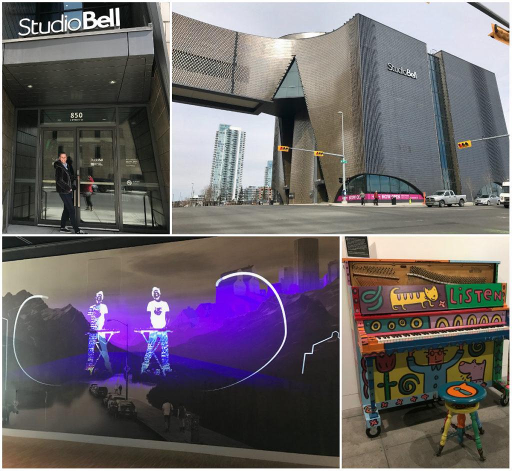De stad Calgary in Canada biedt vele bezienswaardigheden als musea, muziektheaters, Calgary Tower en het Olympic Plaza