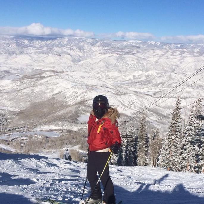 Een moutain ambassador in Snowmass Aspen in Amerika is een skigids die je het skigebied laat zien en er alles over vertelt