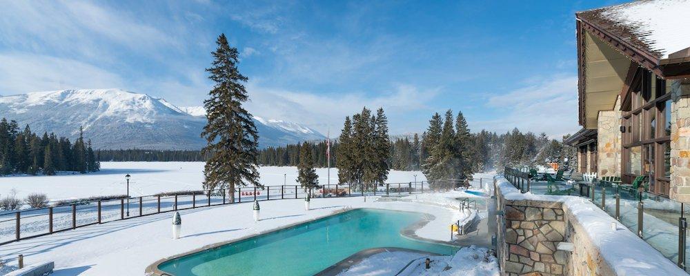 Jasper Park Lodge, Canadian Experience op z'n best
