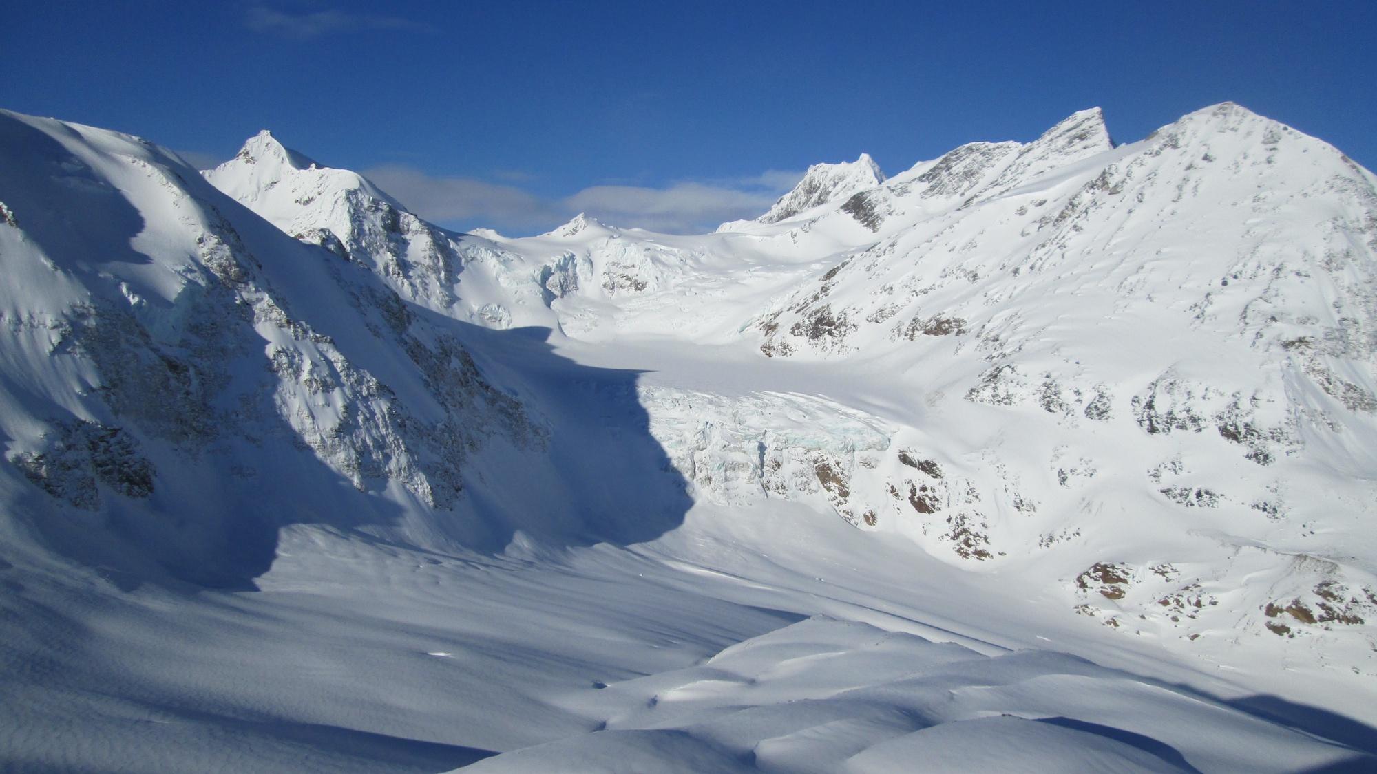 Het nieuwe skigebied Valemount is gelegen in de provincie Alberta en hoopt binnen 2 tot 3 jaar open te gaan.A