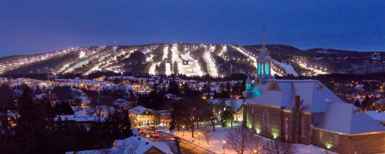 Mooie regio: De Laurentians (12 skigebieden)-1563713922