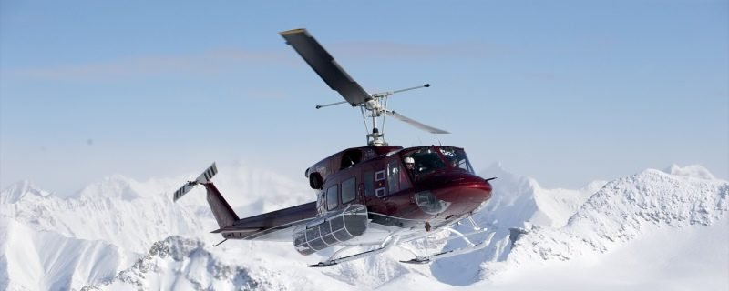 Wat kost helikopter skiën in Canada?-1560512716
