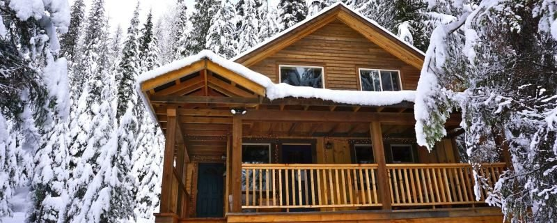 Logden Lodge; Neerlands trots in Canadese Kootenays